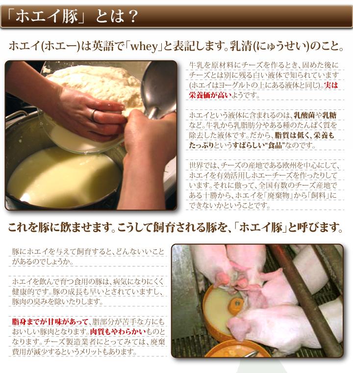 ホエイ(ホエー豚)カルビ醤油ダレ300g